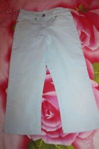 L.O.G.G. Hose kinder Hose Jeans kurz Caprihose Bermudas Stretch Gr. 122 TOP
