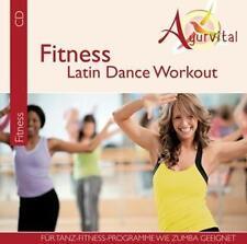 Ayurvital Fitness (CD) Latin Dance treadmill // osm-ar99