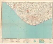 Russian Soviet Military Topographic Maps - JUNAGADH (India), 1:500K, ed.1956