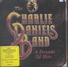 A Decade of Hits [Remaster] by The Charlie Daniels Band (CD, Aug-1999, Epic)
