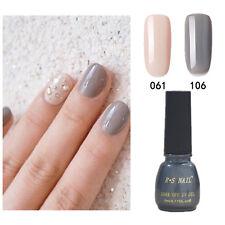 2X RS-Nail 106061 Gel Nail Polish UV LED Varnish Soak Off For Professional Use