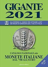 Il Catalogo Gigante Monete Italiane 2021