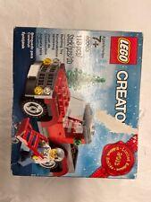 LEGO Creator Christmas Tree Truck 2013 Limited Edition