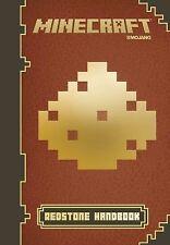 Minecraft Redstone book Handbook by Egmont Hardback NEW FREE P&P