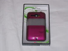AEGIS PROTECTIVE PINK HARDSHELL CASE for HTC CHA CHA REDUCED