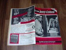 G-man: JERRY COTTON # 241 -- der Teufel bündelt neue Blüten // 1. Aufl. 1.7.1960
