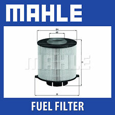 Mahle Fuel Filter KX265D - Fits Vauxhall Astra, Insignia - Genuine Part