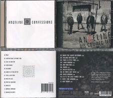 2 CDs, Angeline - Confessions (2010) + Disconnected (2011) AOR, Harem Scarem, FM