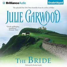 The Bride Julie Garwood unabridged audiobook MP3 CD historical romance thriller