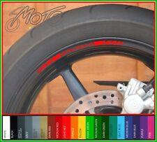 12 x MV AGUSTA BRUTALE wheel rim decals stickers - 675 800 920 1090 dragster