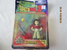 Dragonball Z The Saga Continues, Krillin, Series 6 Action Figure