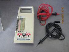 FLUKE 8020A HAND HELD MULTIMETER