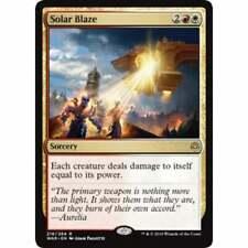 MTG War of the Spark - Solar Blaze - NM Card