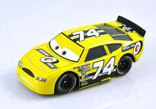 Disney Pixar Cars SIDEWALL SHINE No.74 1/55 diecast Child Boy Toy DF14