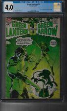Green Lantern 76 CGC 4.0  1st Bronze Age DC Comic 1st Neal Adams