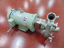 Fristam Pump 7.5HP 208-230/460V 19-17.2/8.6A