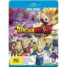 Dragon Ball Z: Battle of Gods Blu Ray RB Uncut Edition + Theatrical Version New