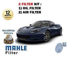 Lotus Evora 3.5 VVTI 2gr-fe 2009> NUEVO Aire Aceite 2 kit servicio de filtro
