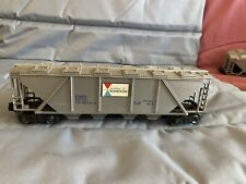 LIONEL ALCOA  COVERED HOPPER CAR # 634656 USED MINT !