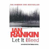 Rankin, Ian, Ian Rankin Let It Bleed, Like New, Paperback