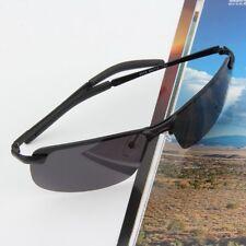 Wayfarer Retro Herren Clubmaster Sonnenbrille 100% UV400 Schutzetui Polarisiert