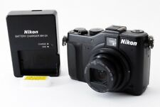 Nikon COOLPIX P7000 10.1MP Digital Camera Black [Excellent+++] From Japan [667]
