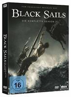 Black Sails - Die komplette Season 2 [4 DVDs/NEU/OVP] 10 Episoden Im Schuber