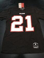 Atlanta Falcons Deion Sanders Mitchell & Ness Shirt