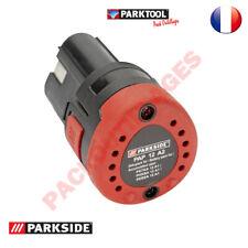 Batterie 12 V 2 Ah Parkside pour les appareils 12V 2Ah de la gamme Parkside .