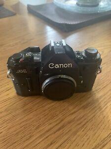 canon A1 Camera Camera Body 35mm