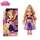 Disney Princess Sing & Shimmer Rapunzel Action Figures Doll Kid Baby Talking Toy