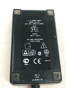 AULT I.T.E Power Supply SW130 AC KA-00-00-F-02 60Vdc 0.42A 4Pin Threaded 17.4mm