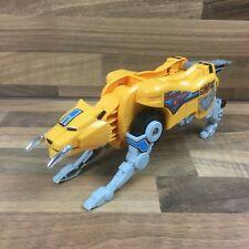 Bandai Power Rangers Sabertooth Tiger Yellow Ranger Deluxe Megazord Leg 1993