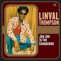 Linval Thompson - Jah Jah is the Conqueror [CD]