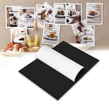 5pc A4 Flexible Magnetic Inkjet Printing Sheet Printable Photo Paper Magnet New