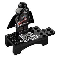 Lego Star Wars Darth Vader 20th Anniversary version from set  75261 NEW FREE P&P