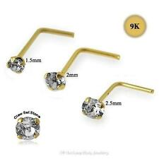 Bone Yellow Gold Body Piercing Jewellery