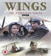 Wings The Complete Series BBC Great War Drama 7 DVD New