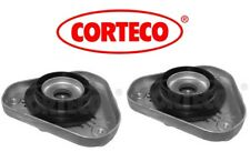 Mercedes X218 W212 Pair Set Of 2 Front Suspension Strut Mounts With Bearing