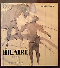 Hilaire dessins - Caroline Larroche - Connivences