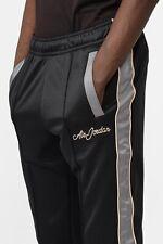 $100 New Nwt Men's Nike Jordan Remastered Jogger Pants Cd5773 010 Black