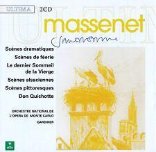 JULES MASSENET : SUITES FOR ORCHESTRA - GARDINER / 2 CD-SET