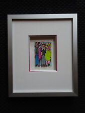"James Rizzi ""a couple of couples"" - Original, gerahmt, 2008"
