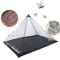 Lightweight Camping Hammock Insect Mosquito Net Mesh Tent Sleeping Canopy