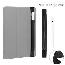 Protective Pencil Holder Case Leather Sleeve for 9.7 inch iPad Pro Apple Pencil