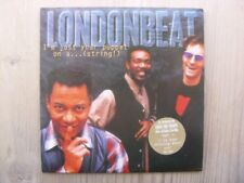 Londonbeat:  I'm just your puppet  Near mint EUROVISION  CD single (card slv)
