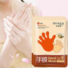 1 Pack Honey Essence Moisturizing Hand Mask Gloves Anti Wrinkle Smooth Wax Mask