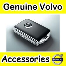 Genuine Volvo XC90 (16 -) carcasa llavero de cuero (R-diseño)
