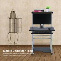 Computer Desk PC Laptop Table Writing Study Workstation Home Office Furniture US