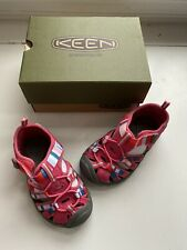 Keen Toddler Girls Whisper Pink Water Shoes Sandals Size 7 New